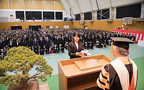 平成29年度 入学宣誓式